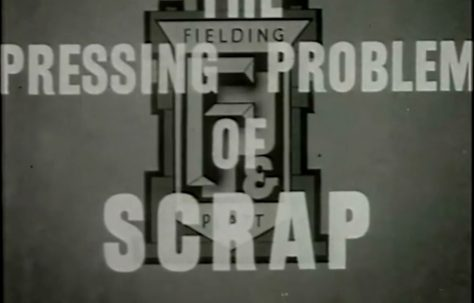 The Pressing Problem of Scrap